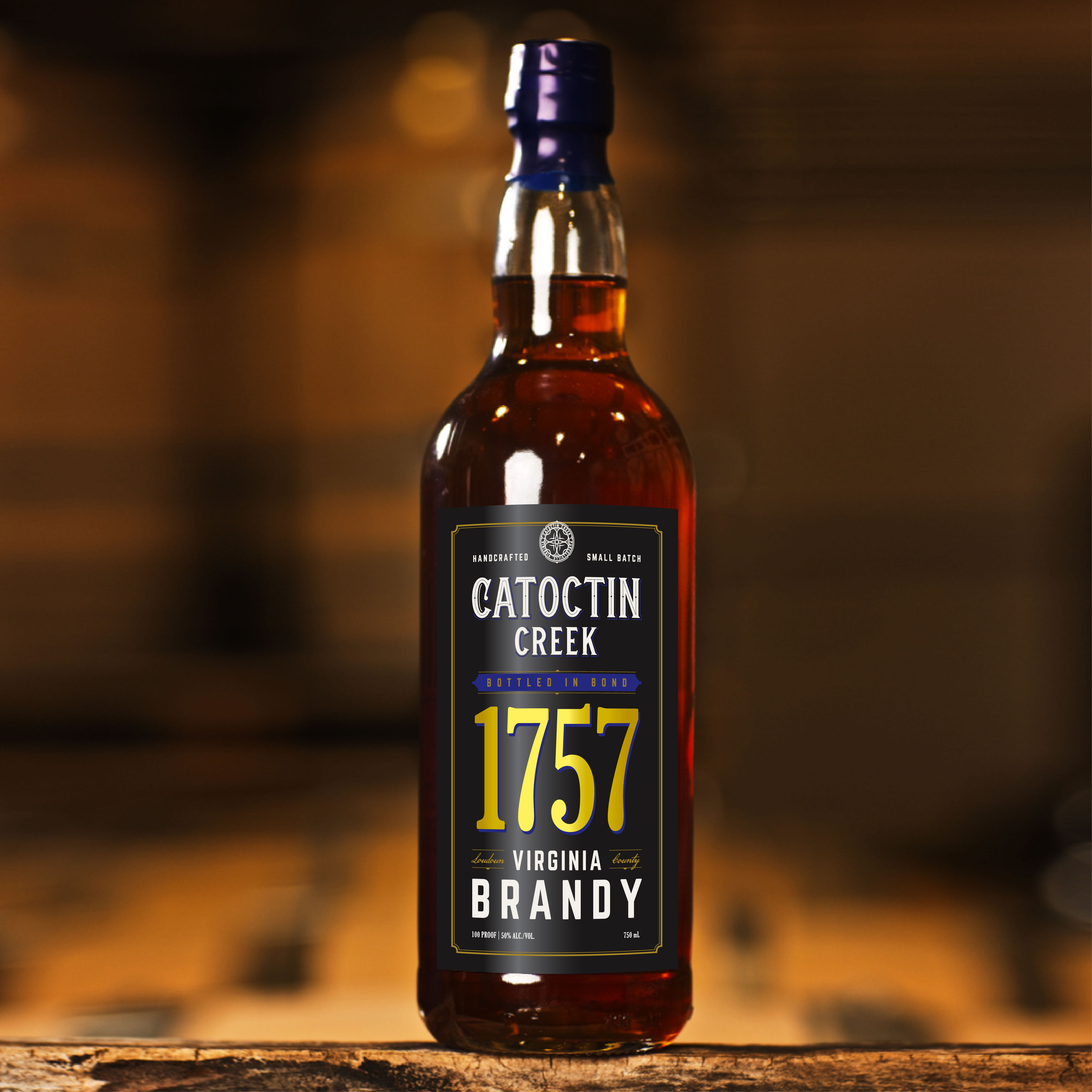 1757 Virginia Brandy XO BIB