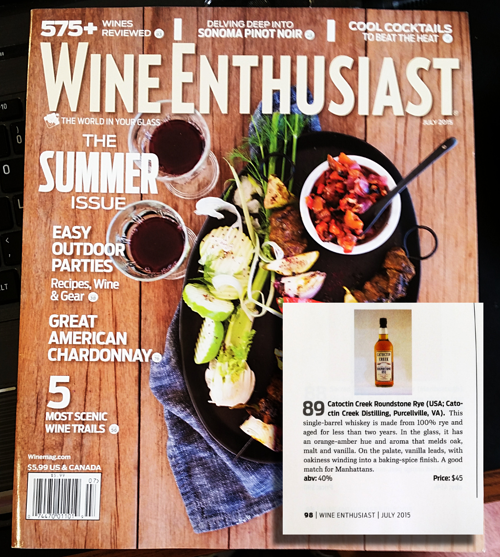 Wine Enthusiast July 2015